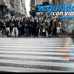 Pasos de peatones - Seguridad Vial