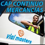 CAP CONTINUO Mercancías ¡Últimas plazas!