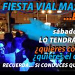 Fiesta Vial Masters en Índico