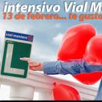 13 de febrero - Intensivo de Autoescuelas Vial Masters