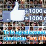Más de 1000 Me Gusta