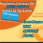 Acceso VIP para el Talavera 40 Pop