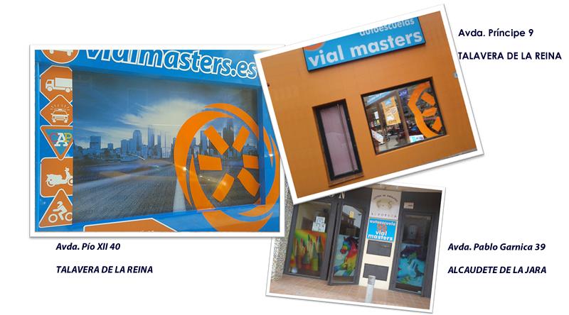 Vial Masters Talavera