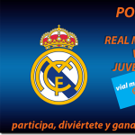 Porra Real Madrid vs Juventus