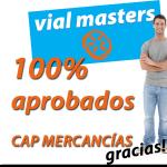 100% aprobados en Vial Masters
