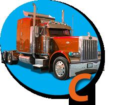 Camión (Permiso C) en Autoescuelas Vial Masters